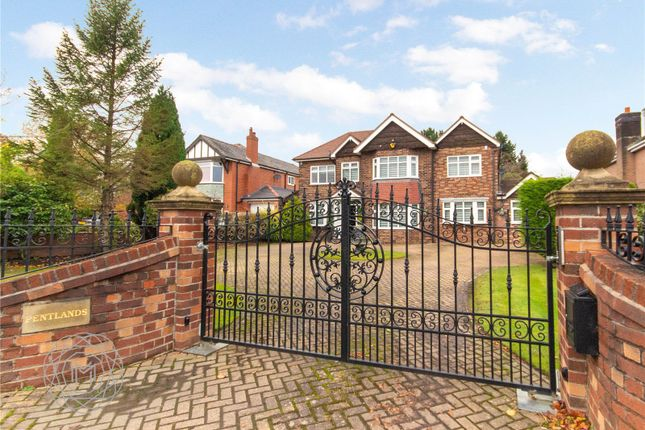 Thumbnail Detached house for sale in Cockey Moor Road, Bury, Greater Manchester
