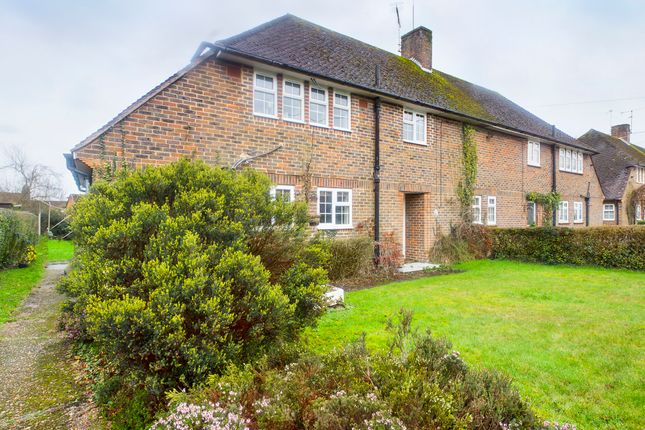 Thumbnail End terrace house to rent in Castle Road, Broadbridge Heath, Horsham