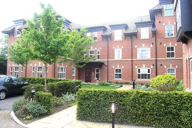 Thumbnail Flat to rent in Beech House, Acresfield Road, Timperley