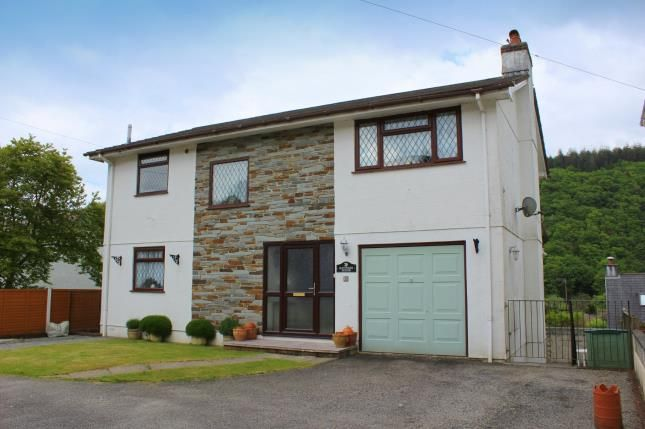 Thumbnail Detached house for sale in Kingswood Road, Gunnislake, Cornwall