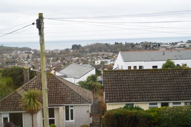 Thumbnail Flat to rent in Slades Road, St. Austell
