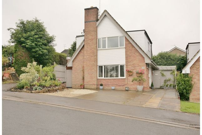 Thumbnail Detached house for sale in Wood End, Banbury