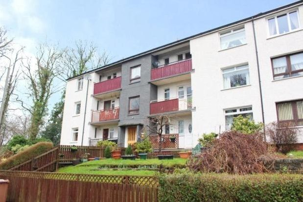 Thumbnail Flat to rent in Cunninghame Road, Kilbarchan, Johnstone