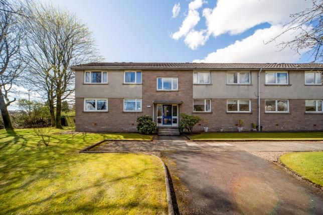 1 bed flat for sale in Queens Court, Milngavie, Glasgow, East Dunbartonshire G62