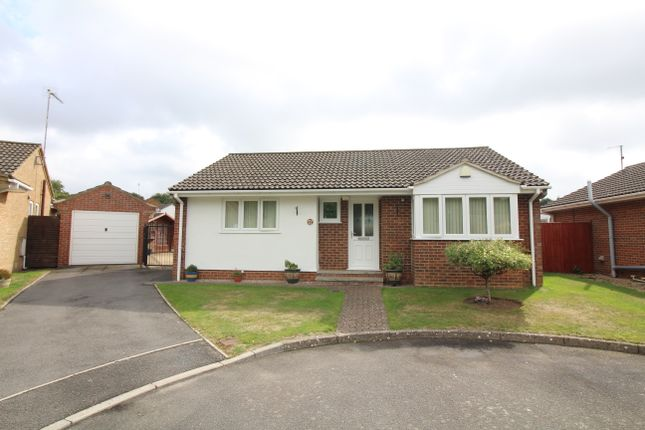 Thumbnail Detached bungalow for sale in Frenchs Farm Road, Poole