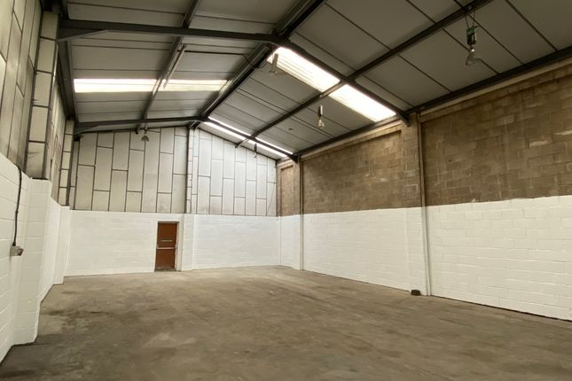 Thumbnail Industrial to let in Unit 25 Davey Close Trade Park, Davey Close, Colchester