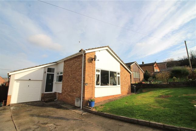 Thumbnail Detached bungalow for sale in Pill, North Somerset