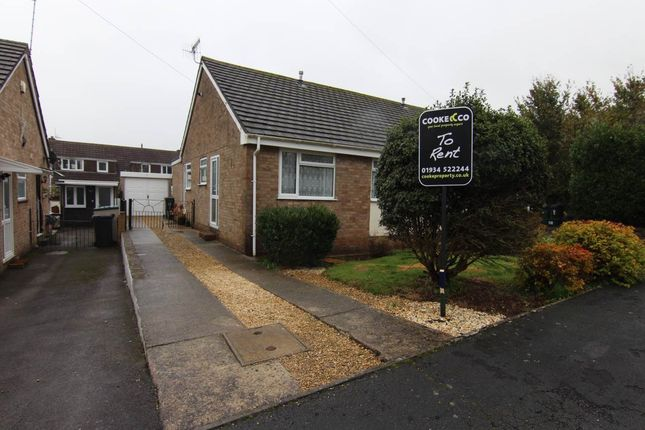 Thumbnail Semi-detached house to rent in Waits Close, Banwell, Weston-Super-Mare