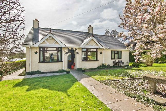Thumbnail Detached bungalow for sale in Station Road, Milkwall, Coleford