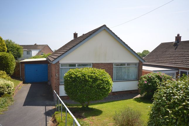 Thumbnail Detached bungalow for sale in Maeshendre, Waunfawr, Aberyswyth