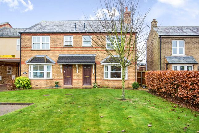 Thumbnail Flat for sale in St Neots Road, Eaton Ford, St. Neots