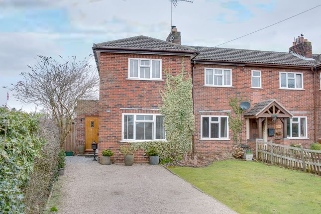 Thumbnail Semi-detached house for sale in Evesham Road, Astwood Bank, Redditch