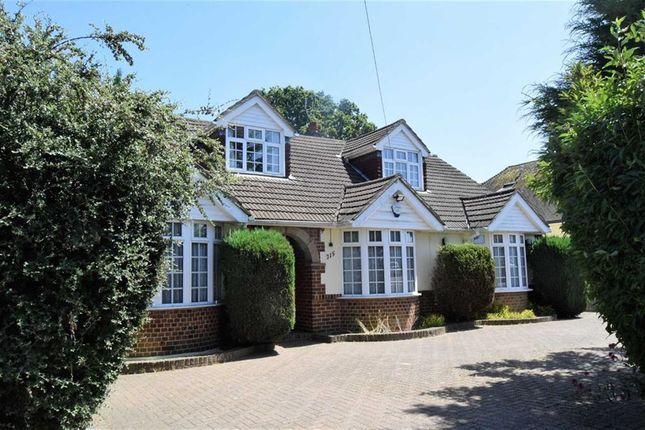 Thumbnail Detached bungalow for sale in Bredhurst Road, Rainham, Gillingham