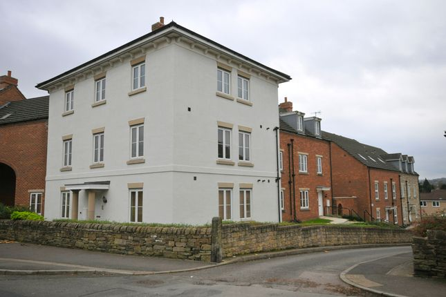 Thumbnail Town house to rent in Browning Court, Old Road, Chesterfield