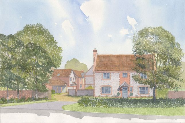 Thumbnail Detached house for sale in The Street, Weybourne, Holt