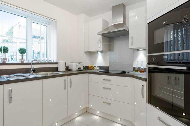 Thumbnail Flat for sale in 14 Churchfield Road, Walton-On-Thames