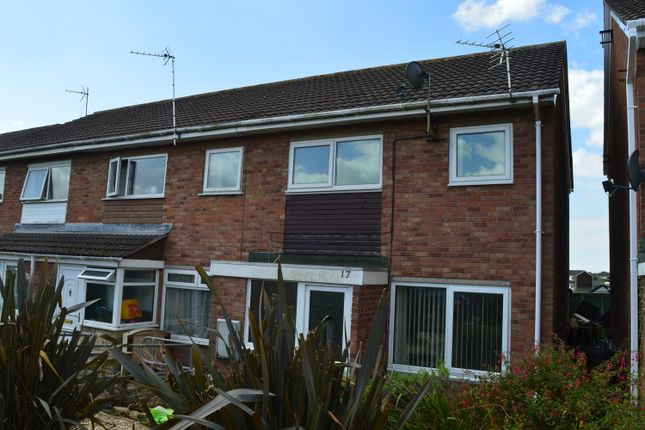 Thumbnail End terrace house for sale in Carmarthen Close, Llantwit Major