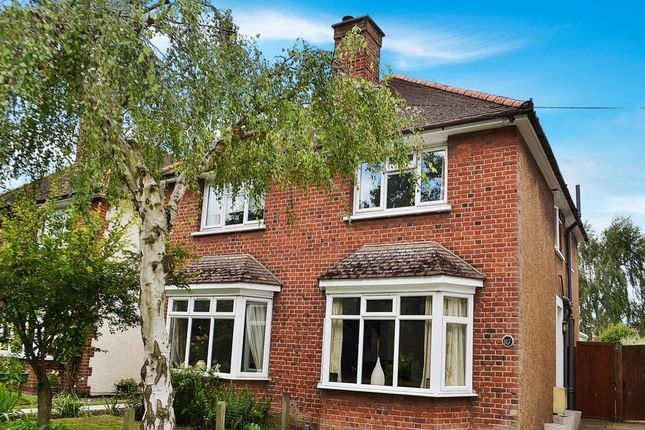 Thumbnail Semi-detached house for sale in Stansted Road, Bishop's Stortford