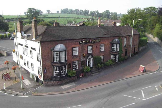 Thumbnail Hotel/guest house for sale in High Street, Much Wenlock