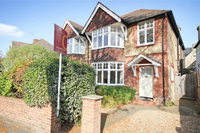Thumbnail Semi-detached house to rent in Elm Crescent, London