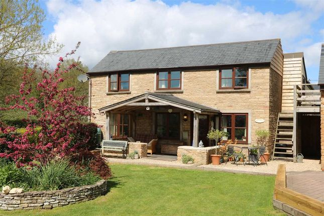 Thumbnail Detached house for sale in Gorsley, Boscherville, Ross-On-Wye