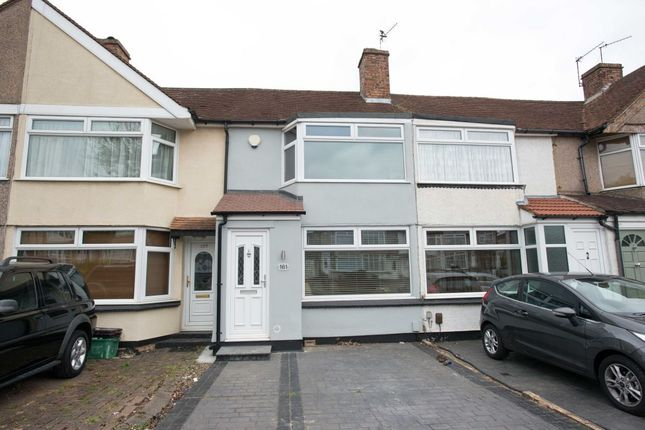 Thumbnail Terraced house for sale in Harcourt Avenue, Sidcup