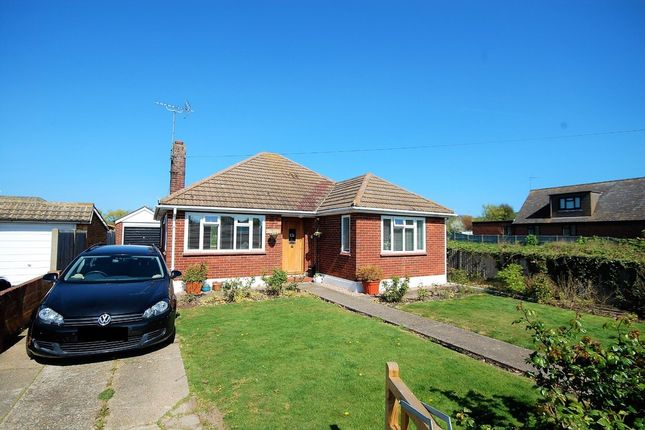 Thumbnail Detached bungalow for sale in Virginia Road, Whitstable