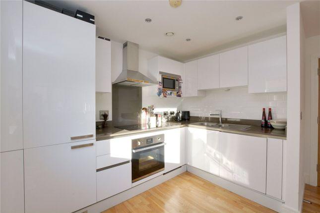 Kitchen of Canary View, 23 Dowells Street, Greenwich, London SE10