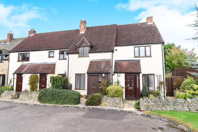 Thumbnail Terraced house for sale in Greyrick Court, Mickleton, Chipping Campden