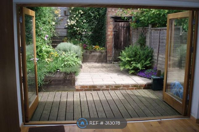 Thumbnail Terraced house to rent in Old London Road, St Albans