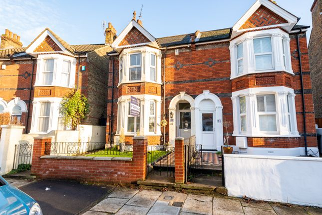 Thumbnail Semi-detached house for sale in The Avenue, Gravesend