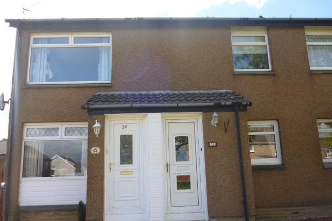 Thumbnail Flat to rent in Moffat Court, Blackwood, Lanark