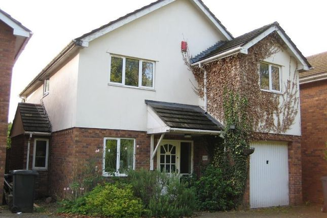 Thumbnail Detached house to rent in Fairwater Road, Llandaff, Cardiff
