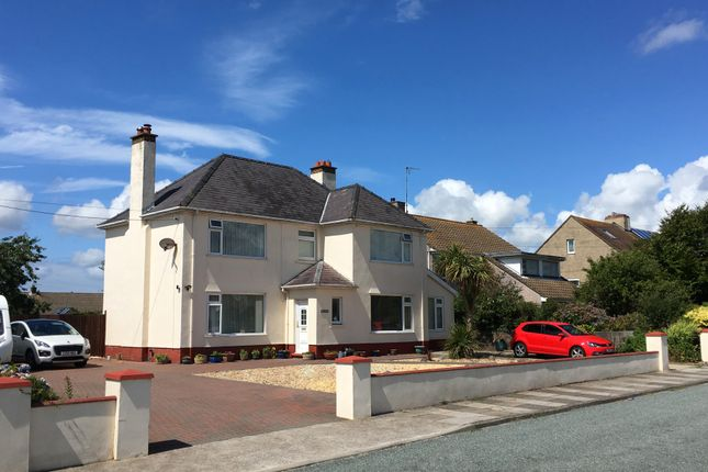 Thumbnail Detached house for sale in Steynton Road, Milford Haven