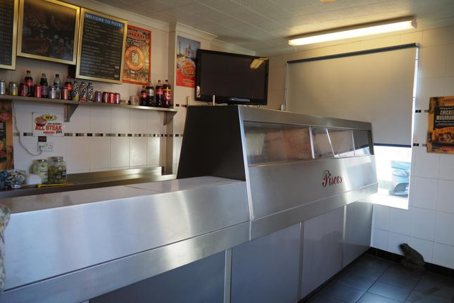 Thumbnail Leisure/hospitality for sale in Fish & Chips LE9, Earl Shilton, Leicestershire