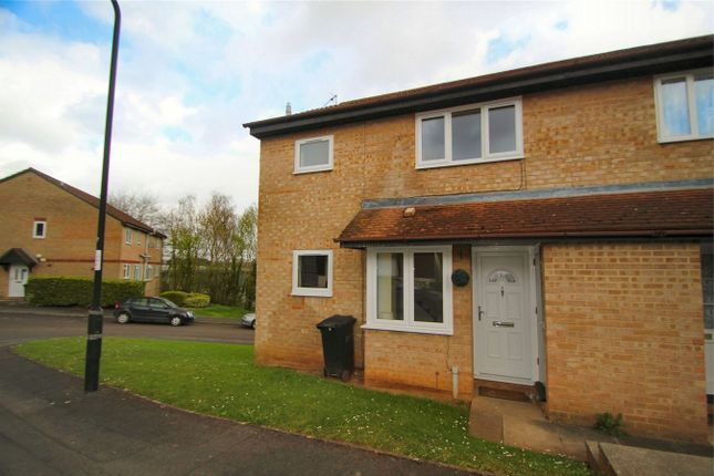 Thumbnail Semi-detached house to rent in Roman Walk, Brislington, Bristol