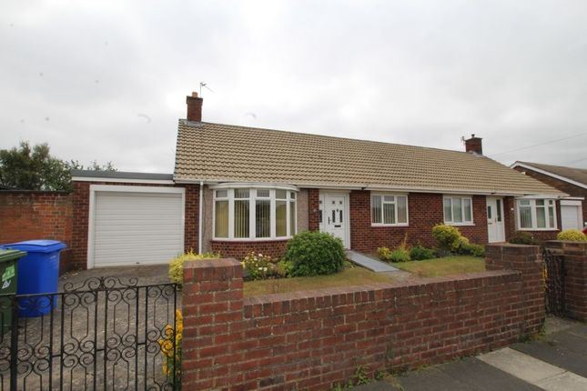 Thumbnail Bungalow for sale in The Orchards, Blyth
