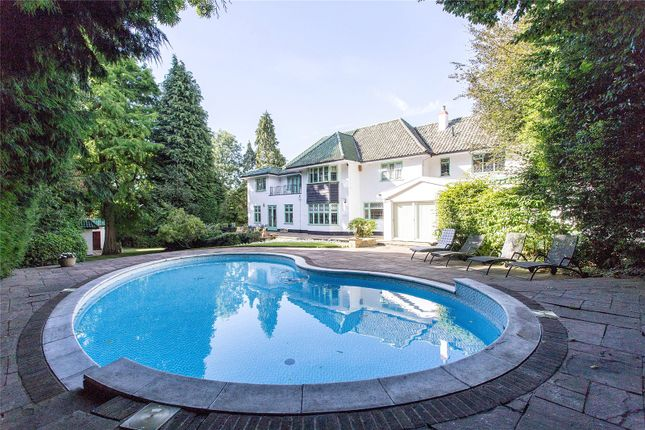 Thumbnail Detached house for sale in Stanmore Hill, Stanmore, Middlesex