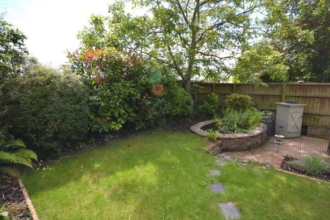 Front Garden of Oak Hill Cottages, Oak Hill, East Budleigh, Budleigh Salterton EX9