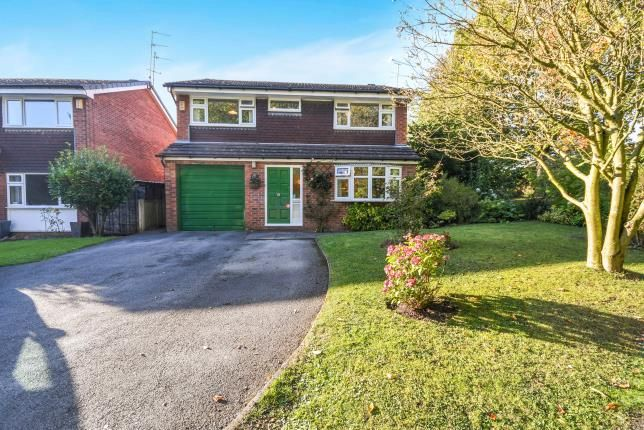 4 bed detached house for sale in Ambleside Close, Beechwood, Runcorn, Cheshire
