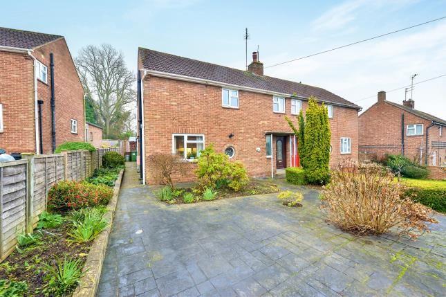 Thumbnail Semi-detached house for sale in Parkway, Bow Brickhill, Milton Keynes, Buckinghamshire