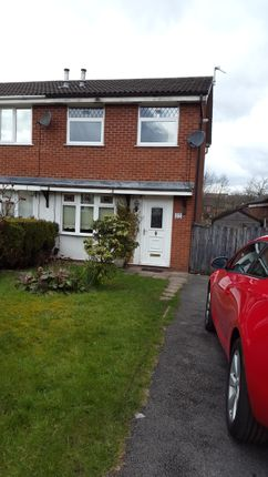 Thumbnail Semi-detached house to rent in Tansey Grove, Salford 7