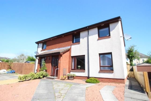 Thumbnail Semi-detached house for sale in Primrose Place, Kilmarnock, East Ayrshire
