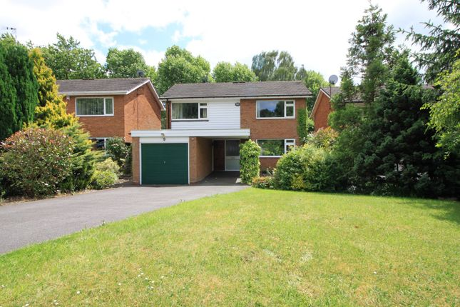 Thumbnail Detached house for sale in Greville Drive, Edgbaston, Birmingham