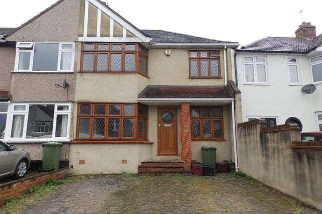 Thumbnail Property to rent in Shirley Avenue, Bexley, Kent