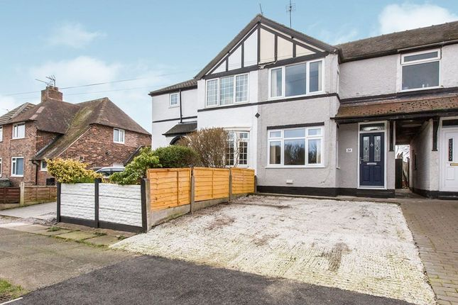 Thumbnail Terraced house to rent in Cromwell Road, Northwich