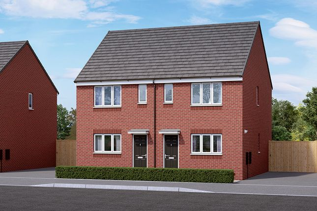 """3 bed property for sale in """"The Danbury"""" at Ilchester Road, Birkenhead CH41"""