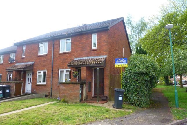 Thumbnail Property to rent in Colehill Crescent, Muscliffe, Bournemouth