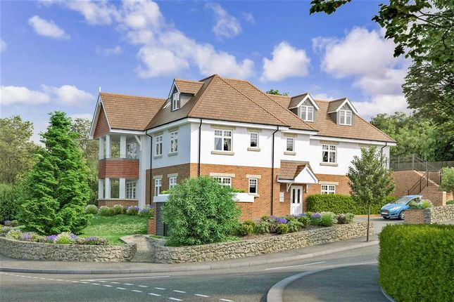 Thumbnail Flat for sale in Woodcote Valley Road, Hawthorn Place, Purley, Surrey