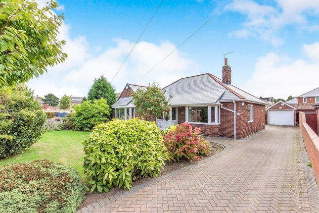 Thumbnail Detached bungalow for sale in High Street, Thurnscoe, Rotherham
